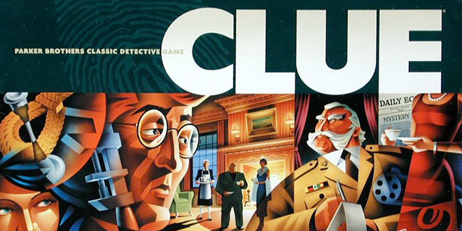 clue board games